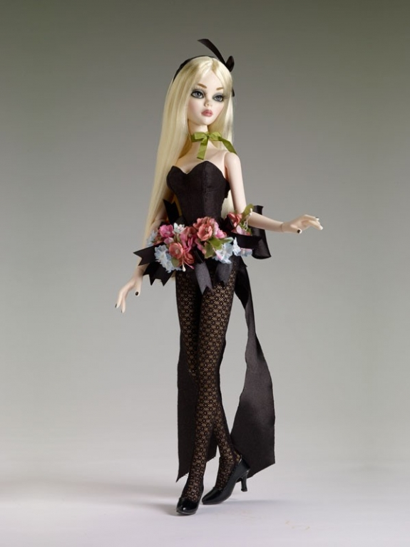 Наряд Тоннер Могильные Цветы Tonner Graveside Flowers - A Wilde Weekend Exclusive, новый, снят с куклы