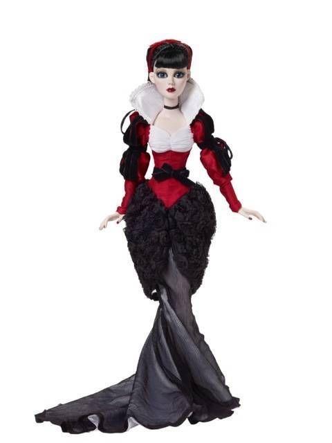 Кукла Tonner Evangeline Ghastly A BAD DREAM / Эванджелин Плохой сон Белоснежка от Тоннер, 2014, новая, в коробке