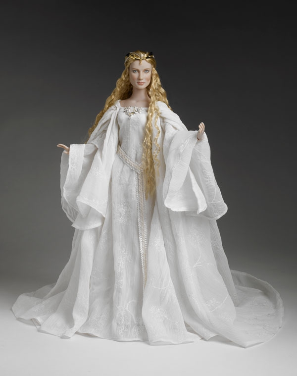 Кукла Галадриэль /Tonner GALADRIEL, Lord of the Rings, LADY OF LIGHT, Cate Blanchett, новая в коробке