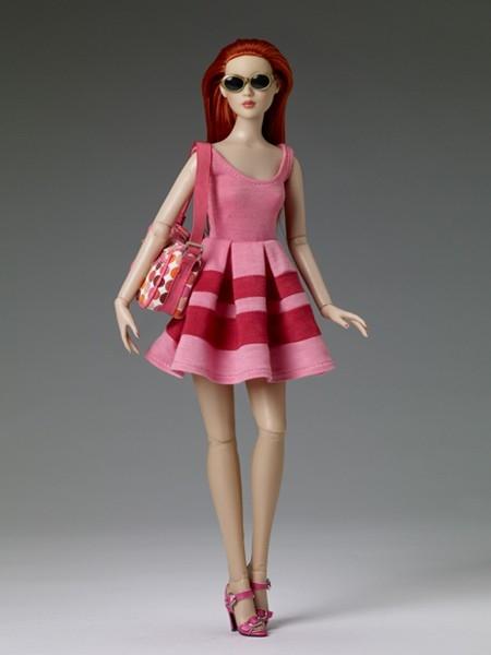Под заказ Кукла Cami Tonner Summer Swing /Тоннер Ками Летний ритм, с подставкой, новая, NFBR