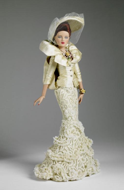 Под заказ Кукла Tonner Antoinette Charmant/ Очаровательная, состояние новой, с подставкой, Лимит 150 экз.