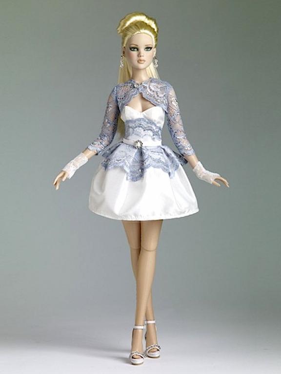 Кукла Тоннер Ночь в Нью-Йорке/ Tonner New York Night, 2012, новая в коробке, NFBR, с подставкой
