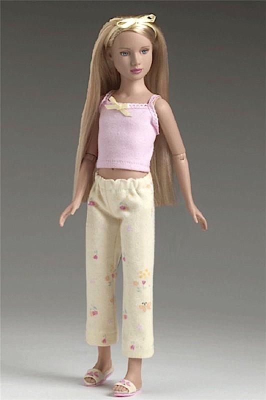 """Под заказ Кукла 12"""" Марли базовая блондинка/ Marley Wentworth Basic Blonde, 2005, новая, NFBR"""