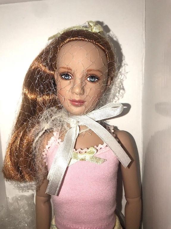 Под заказ Кукла Марли базовая рыжеволосая/ Marley Wentworth Basic Redhead, 2005, новая, NFBR