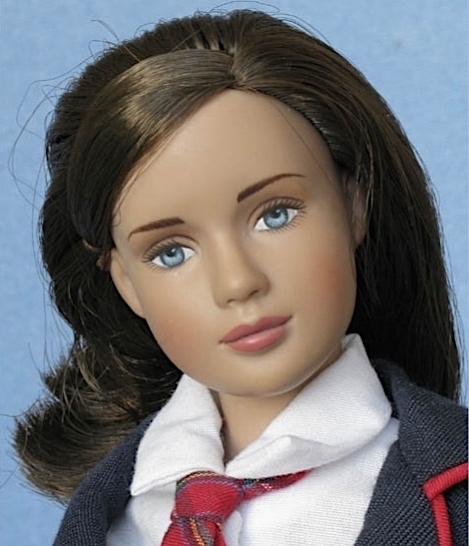 """Кукла 12"""" Prep School Marley Wentworth™ Tonner/ Подготовка к школе Тоннер, новая в коробке, NFBR"""