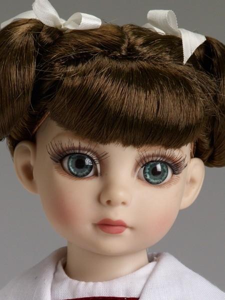 """Кукла 10"""" Пэтси Tonner Patsy's Secret Garden / Тоннер Патси Тайный Сад, с подставкой"""