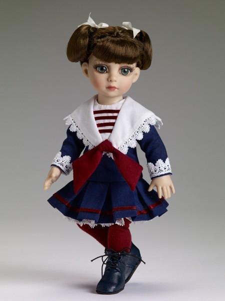 """Кукла 10"""" Пэтси Tonner Patsy's Secret Garden / Тоннер Патси Тайный Сад, состояние новой, в коробке"""