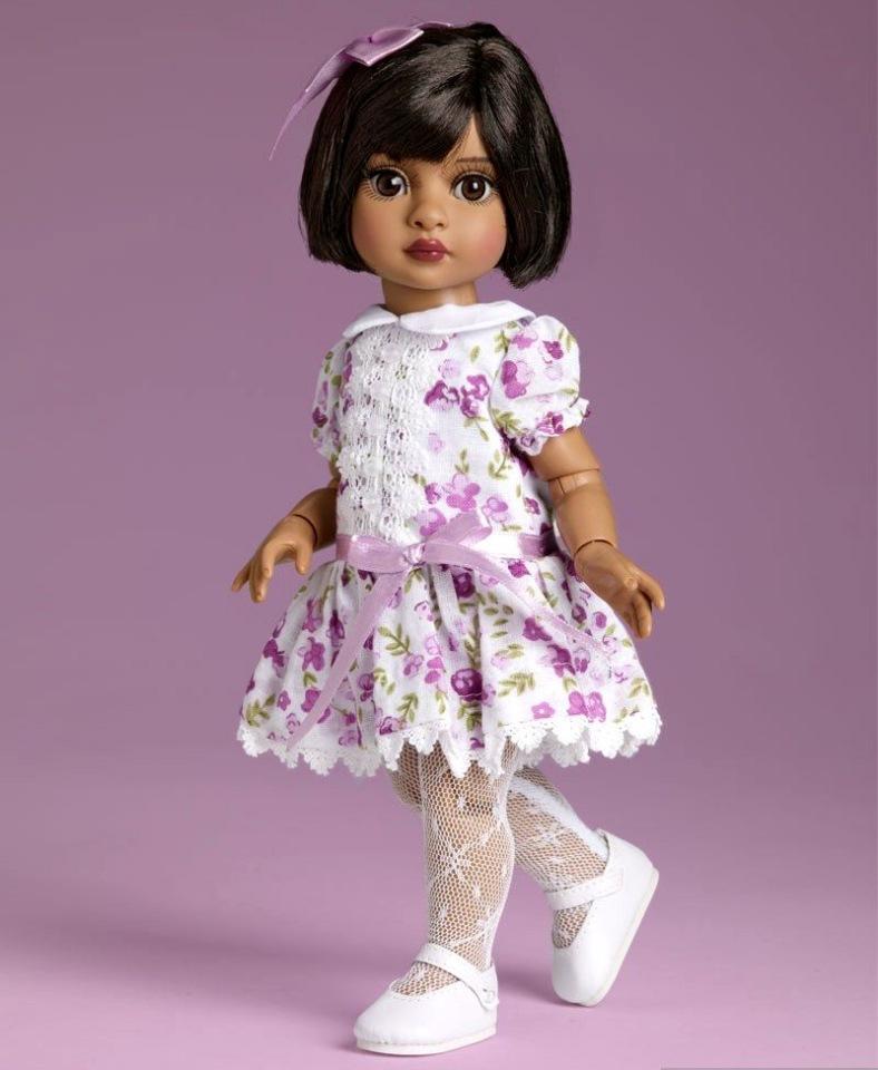 Под заказ Кукла Трикси Тоннер Цветочная фантазия /Trixie Floral Fancy Effanbee Tonner