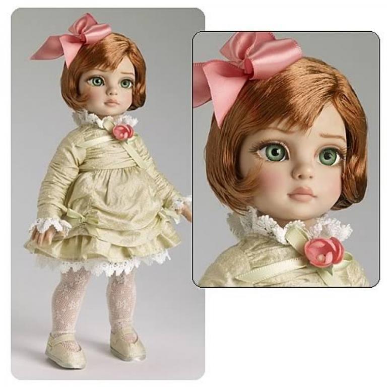 "Кукла 10"" Tonner PATSY'S BEST DRESS /ТОННЕР ЛУЧШИЙ НАРЯД ПАТСИ, LE300, 2012, новая, в коробке"