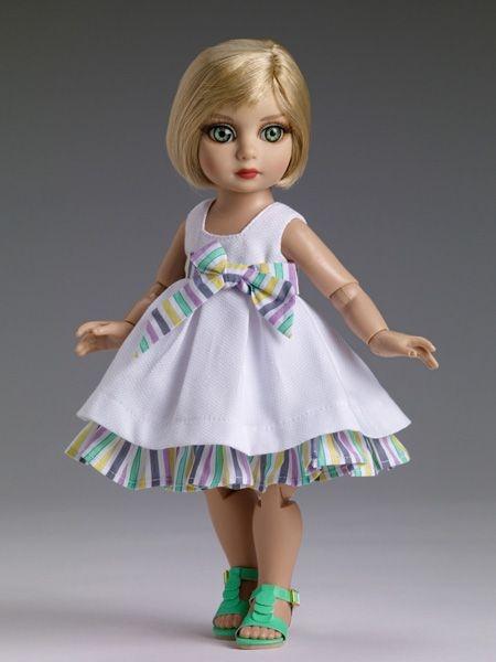 Наряд для 10' кукол Тоннер Пэтси Повседневный хлопковый/ Tonner Patsy's Cotton Casual, 300 LE, новый, NFBR