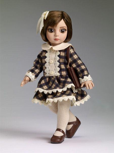 "Кукла 10"" Tonner SMART AS S WHIP PATSY / Пэтси УМНИЦА от Тоннер, отличное состояние"