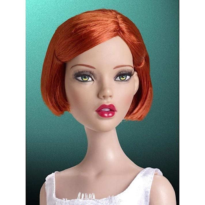 Кукла Emma Jean McGowen - Flame Basic / Тоннер Дежавю Эмма Джин МакГоун базовая – рыжая, новая, NFBR