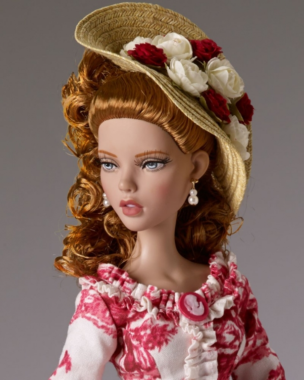 Под заказ Кукла Deja Vu Anne de Toile/Тоннер Анна де Туаль, тираж 200, новая NRFB, с подставкой
