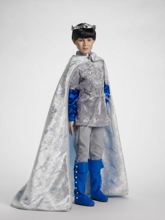 Наряд от 16,5' куклы Тоннер Эдмунд Певенси Хроники Нарнии/ Edmund Pevensie Chronicles of Narnia Tonner - полный комплект одежды, обуви и аксессуаров, состояние нового