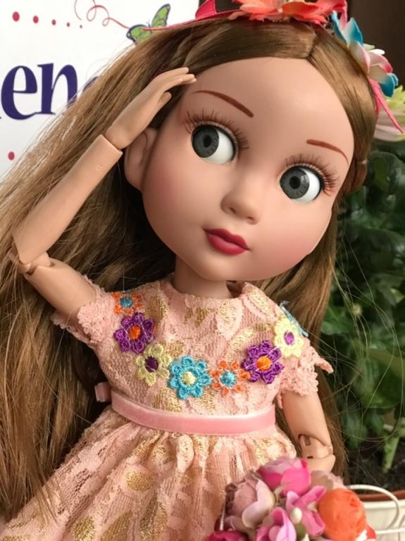 Кукла Tonner Patience™ JUST HAVE - Тоннер Патиенс Просто сохраняйте терпение!, новая в коробке, NFBR