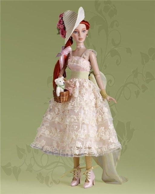 Под заказ Кукла Tonner Dainty Miette / Тоннер Изысканная Миэтт, новая в коробке, NFBR