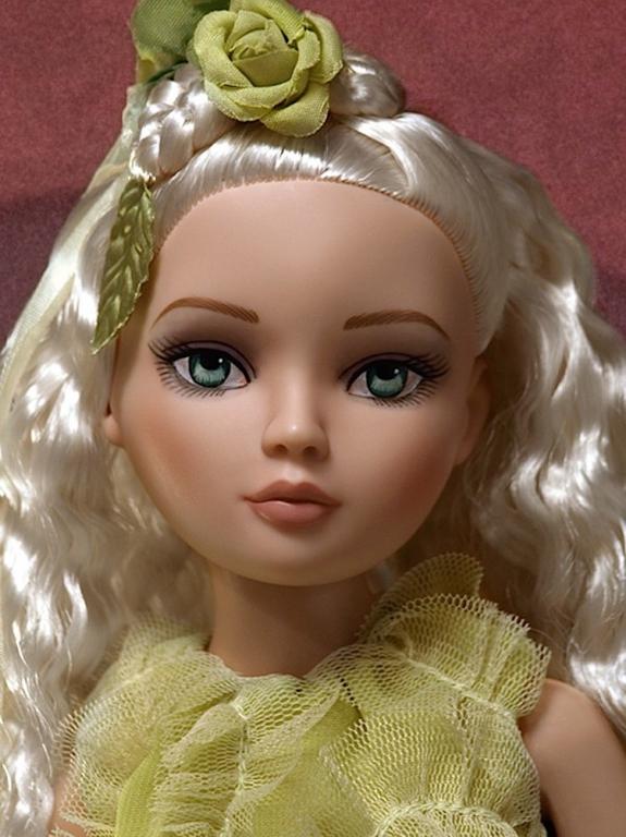 Кукла Tonner Ellowyne Sweetly Sullen /Тоннер Элловайн Умильно-печальная, новая, NFBR