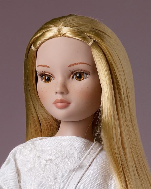 /Нет в наличии, но доступна под заказ/ Кукла Tonner Right On White / Тоннер Элловайн Право на белое, новая, NFBR