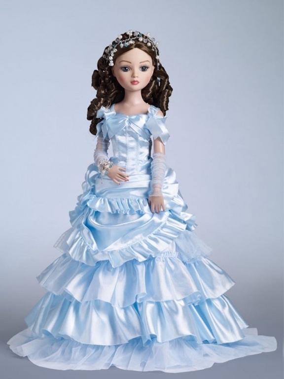 Кукла Tonner Ellowyne Wilde A Princess Mood/ Элловайн Настроение принцессы, конвенционная, Convention exclusive 2015, состояние новой, в коробке