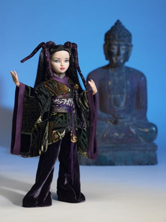 Кукла Тонер Элловайн Суши для одного - TONNER ELLOWYNE SUSHI FOR ONE, WILDE IMAGINATION, осень 2006