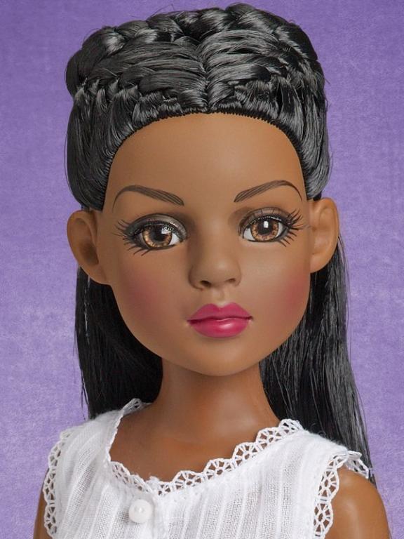 Кукла Тоннер Лизетт Дух города - Urban Essential Lizette - Spice - Ellowyne Tonner, новая, NFBR