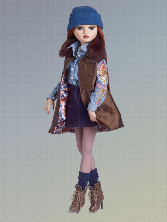 Под заказ Кукла Tonner Ellowyne Wilde City Slicker / Элловайн Городская пижонка, 2015