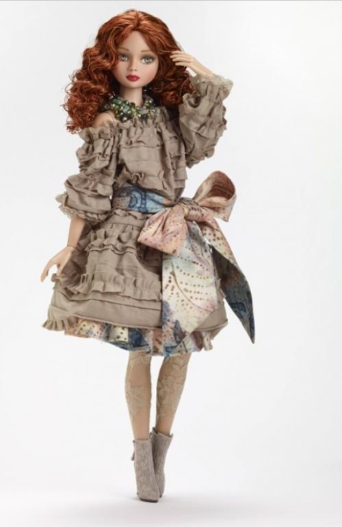 /ПРОДАНО, оставлено до получения/ Кукла Ruffled Up Ellowyne Wilde Tonner/ Взъерошенная от Тоннер PHYN&AERO Wilde Imagination, 150 тираж, новая в коробке