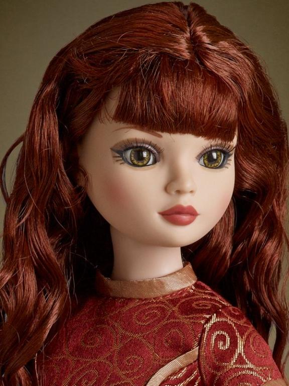 Под заказ Кукла Tonner Ellowyne Wilde Brrooties - Элловайн Трофеи от Тоннер, 2010