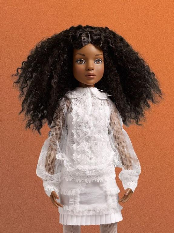 Винтажная блуза Тоннер Винтажный день ВИКТОРИАНСКАЯ ЭПОХА, Tonner Vintage Day Victorian blouse, в коробке